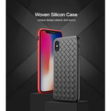 Luxury Grid Weaving Cases For iPhone
